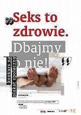 Konkurs: Zdrowie seksualne na plakacie