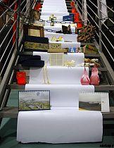 Wystawy Obsesji Papieru i Kolorów Pasji