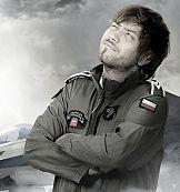 Michał Banaszewski na pokładzie FireFly
