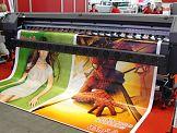 320-centymetrowe plotery Allwin Konica w Atrium