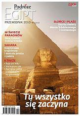 Kampania promocyjna ''Podróży'' i dwa wydania specjalne o Tunezji i Egipcie