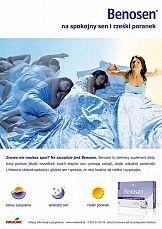 S4 i Benosen międzynarodowo na dobry sen