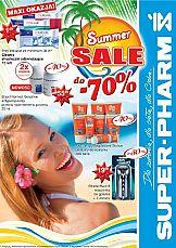"""""""Summer Sale"""" - kampania dla Super-Pharm"""