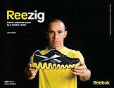 Kampania promująca buty Reebok ZigTech w Polsce
