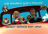 """""""Klub Pancernika"""" - kampania dla Instytutu Transportu Samochodowego"""