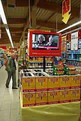 Kampania POS TV dla Tyskie