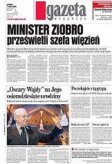 Gazeta Wyborcza w nowej szacie