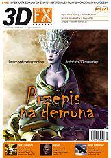 Cztery promocyjne numery magazynu 3DFX