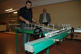 Anro automatyzuje produkcję sitodrukową dzięki urządzeniom Grünig