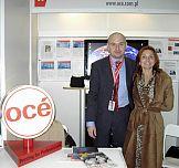 Océ Poland na targach Atena 2006