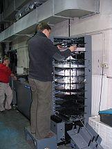 Duplo 5000 w firmie VMG