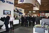 Sukces firmy KBA na targach Poligrafia 2009