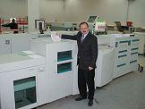 BusinessPoint bije rekordy wydajności na maszynach Océ