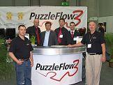 Web2print: Puzzleflow Solutions Europe na targach Drupa 2008