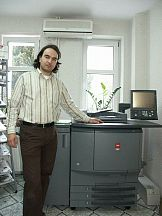 Produkcyjne systemy Océ w firmie Xerotronic