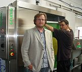 Urządzenia Grünig w firmie Pasja