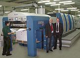 Drukarnia Narodowa inwestuje w maszynę arkuszową KBA Rapida 105-4 SW2