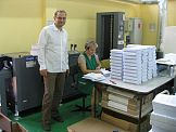 Duplo w cyfrowej drukarni dziełowej Totem