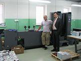 Urządzenia Duplo w drukarni WIP Druk
