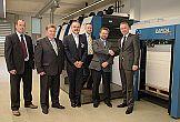 Piąta maszyna z rodziny KBA Rapida w drukarni Karton-Pak