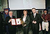 Nagroda Gospodarcza Województwa Wielkopolskiego dla firmy Winkowski
