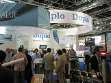 Udana drupa dla firmy Duplo