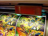 Backlit UV - nowy materiał produkcji Ikonos