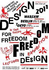Design dla wolności, wolność w designie