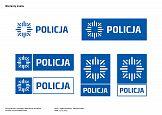 Policja pochwaliła się nowym logo