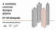 tytul4. urodziny Centrum Designu Gdynia