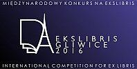 tytulXI Międzynarodowy Konkurs na Ekslibris Gliwice 2016