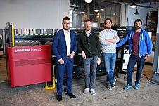 Hybrydowy ploter Anapurna H2050i LED rozszerza możliwości produkcyjne wrocławskiej firmy Dpi