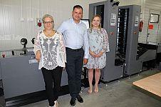 Kolejna inwestycja drukarni Iwonex w system Duplo