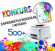 Konkurs: Drukarka za projekt koszulki