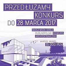 Przedłużenie konkursu Bargework Opole