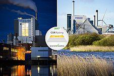 Fabryki Iggesund z najwyższą oceną w kategorii zrównoważonego rozwoju od firmy Ecovadis