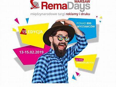 Remadays Warsaw 2019: 80 proc. powierzchni już zajęta