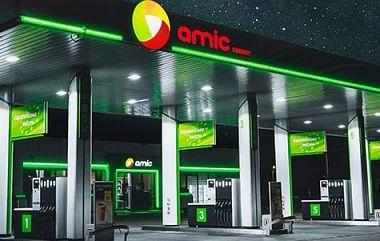 Amic zastąpi Lukoil: Przetarg na oznakowanie 115 polskich stacji