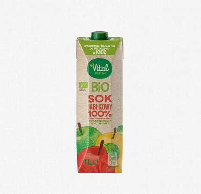 Dobry sok w dobrym opakowaniu
