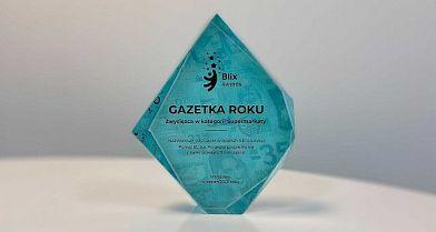 Delikatesy Centrum zdobywają tytuł Gazetka Roku w programie Blix Awards