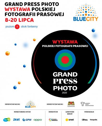 Wystawa Grand Press Photo w Blue City