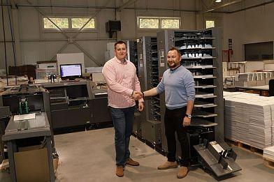 Kolejna maszyna z oferty Duplo w firmie Wydruk