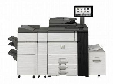Sharp powiększa serę urządzeń do druku produkcyjnego
