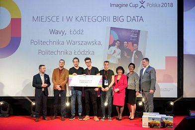 Polska Drużyna Narodowa Imagine Cup 2018 wybrana
