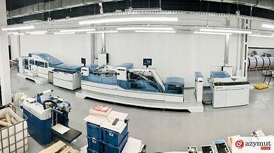 Azymut inwestuje w drukarnię