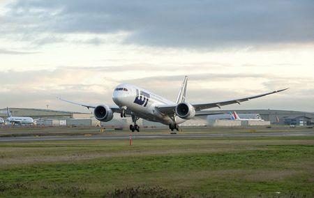 Dreamliner: historia powstania nazwy samolotu