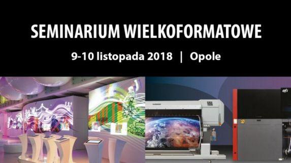 Seminarium Wielkoformatowe Atrium już 9-10 listopada