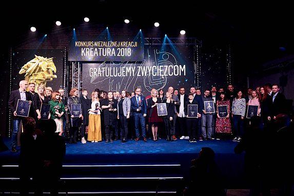 Kreatura 2018: Pełna lista zwycięzców!