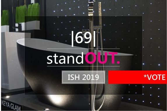 Standout. ISH 2019: Trwa głosowanie na najlepsze stoiska
