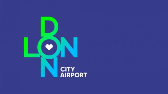 Nowa identyfikacja wizualna London City Airport